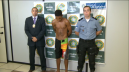 21-year-old Ramires Roberto da Silva was found in an abandoned house in Alemão, tried to bribe police with R$100,000