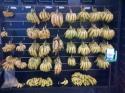Banana Ouro, Banana Maçã, Banana Caturra, Banana da Terra and Banana Prata, but no Cavendish...