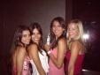 Brazilian girls in a nightclub World Cup 2014