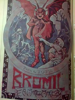 Bromil cough medicine