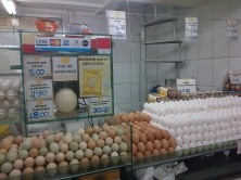 Green eggs and ham in Brazil