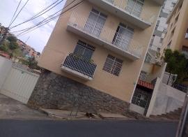 The steep hills of Belo Horizonte