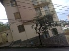 The steep hills of Belo Horizonte