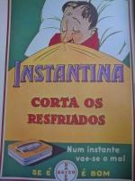 Instantina cough medicine