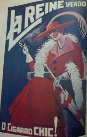 La Reine Veado cigarettes