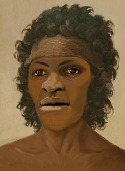 Luzia, found in Lagoa Santa, Brazil in 1830