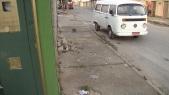 A quiet road in Brazil